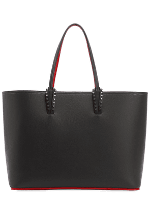 Cabata Spiked Leather Tote Bag