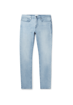 FRAME - L'Homme Skinny-Fit Denim Jeans - Men - Blue