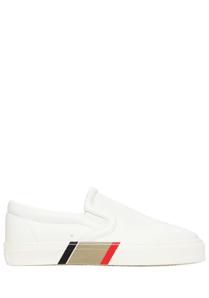 20mm Thompson Leather Slip On Sneakers