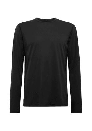 Reigning Champ - DeltaPeak 90 Stretch-Jersey T-Shirt - Men - Black