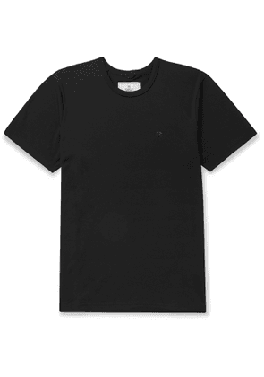Reigning Champ - Polartec Delta Piqué T-Shirt - Men - Black