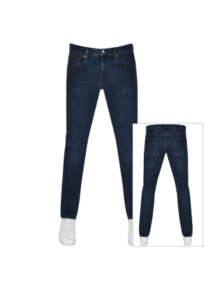 Armani Exchange J13 Slim Fit Jeans Blue