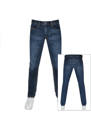 Diesel Thommer Slim Fit Jeans Blue