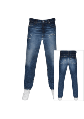 Diesel D Macs Straight Fit Jeans Blue