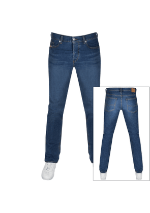 Diesel D Mihtry Straight Fit Jeans Blue