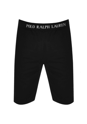 Ralph Lauren Logo Shorts Black