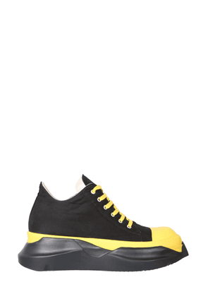 rick owens drkshdw 'low abstract' sneakers