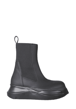 rick owens drkshdw 'abstract' boots
