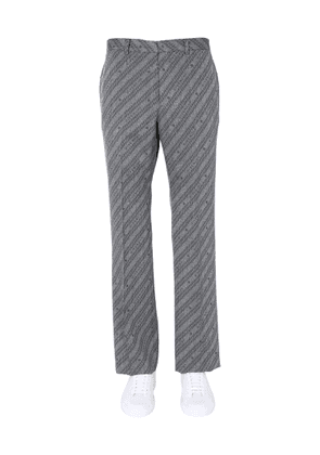 givenchy regular fit trousers