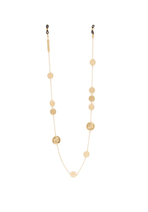 Frame Chain - Lucky 18kt Gold-plated Chain - Womens - Gold