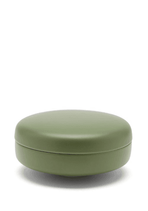 Raawii - Alev Earthenware Dish And Lid - Green