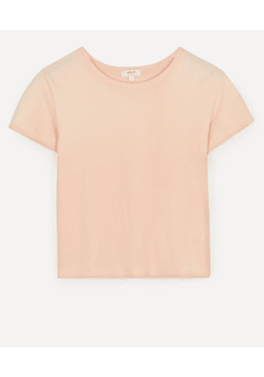 Linda Boxy Organic Cotton T-Shirt