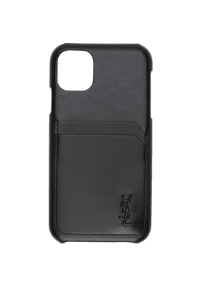 Saint Laurent Black iPhone 11 Pro Max Case