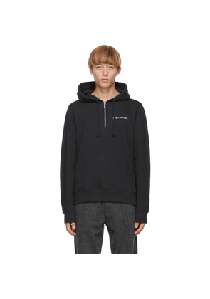 Marc Jacobs Black Heaven by Marc Jacobs Lonely Bunny Hoodie