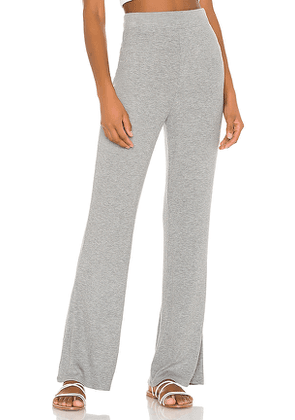 Lovers + Friends Barclay Pant in Grey. Size M.