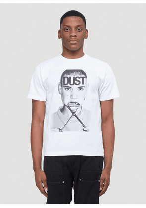 Dust One T-Shirt in White