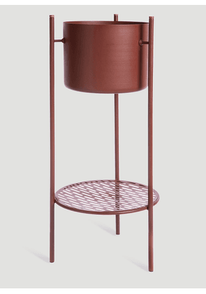XLBoom Ent Medium Plant Stand in Red
