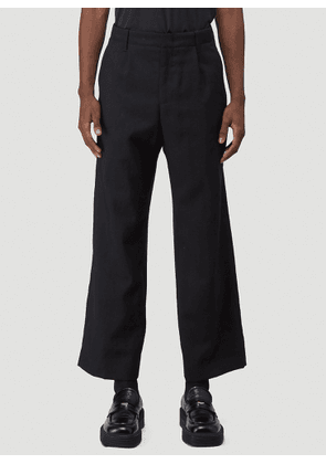 Our Legacy Borrowed Chino Pants in Black