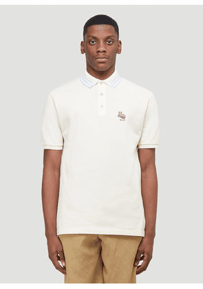 Gucci Polo Shirt in White