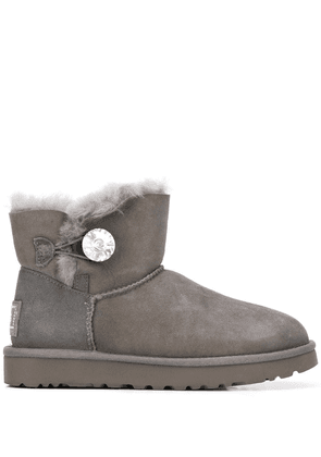 Mini Bailey Button Ankle Boots