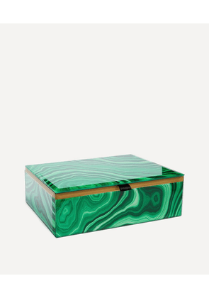 Malachite Treasure Box