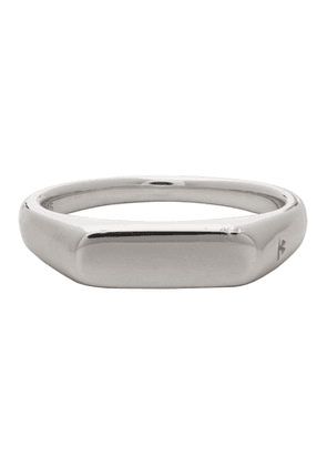 Tom Wood Silver Knut Ring