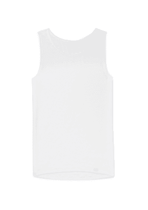 Hanro - Stretch-Lyocell and Cotton-Blend Tank Top - Men - White