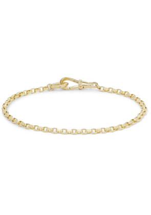 Bleue Burnham - Barrhill 9-Karat Gold Bracelet - Men - Gold