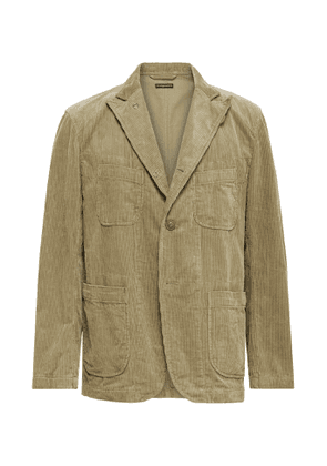 Engineered Garments - Bedford Cotton-Corduroy Blazer - Men - Brown