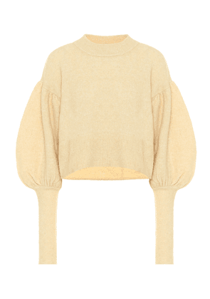Coline cropped sweater