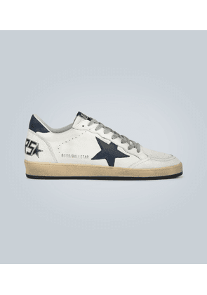 Distressed Ball Star sneakers