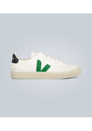 Campo chrome-free leather sneakers