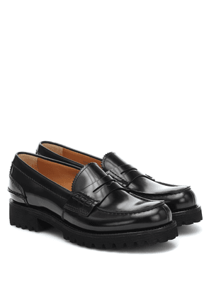 Cameron leather loafers