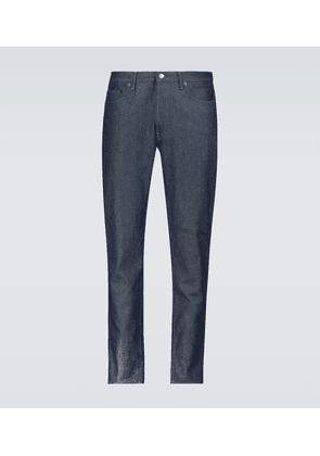 River cropped jeans