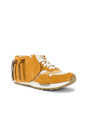 Visvim Roland Lhamo Jogger in Light Brown - Brown. Size 9 (also in 11).