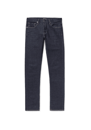 TOM FORD - Slim-Fit Stretch-Denim Jeans - Men - Unknown