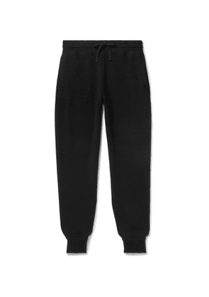 TOM FORD - Tapered Cashmere-Blend Sweatpants - Men - Unknown