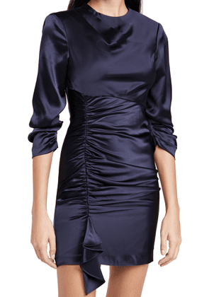 Cinq a Sept Smooth Satin Natalia Dress