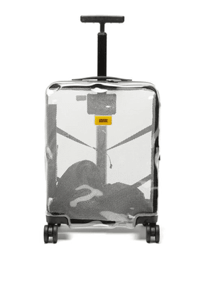 Crash Baggage - Share 55cm Cabin Suitcase - Mens - Clear
