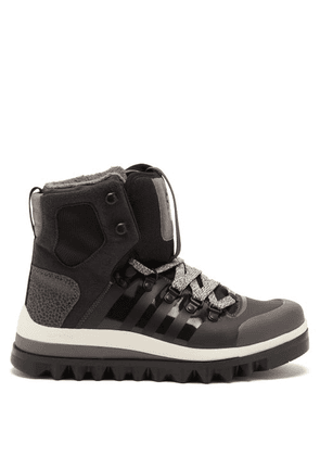 Adidas By Stella Mccartney - Eulampis Fleece-lined Snow Boots - Womens - Black