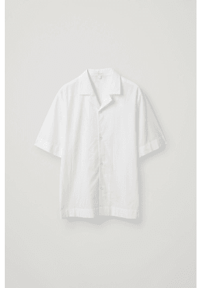 RELAXED COTTON SHIRT