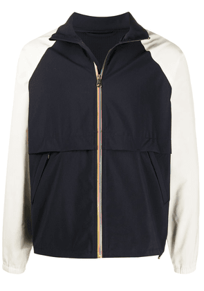 Zipped Logo Jacket
