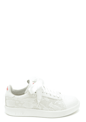 Diadora Trainers in White