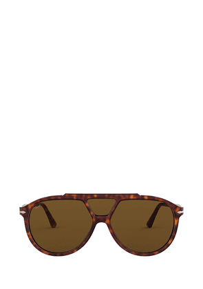 PERSOL MEN'S PO3217S2453 MULTICOLOR METAL SUNGLASSES