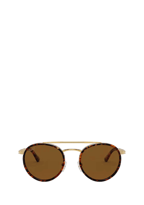 PERSOL MEN'S PO2467S107657 MULTICOLOR METAL SUNGLASSES