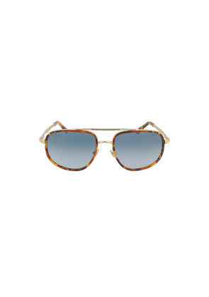 PERSOL MEN'S 2465SSOLE1089Q8 MULTICOLOR METAL SUNGLASSES