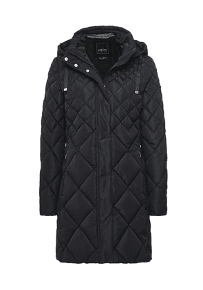 Geox Kenly Quilted Jacket Colour: Black