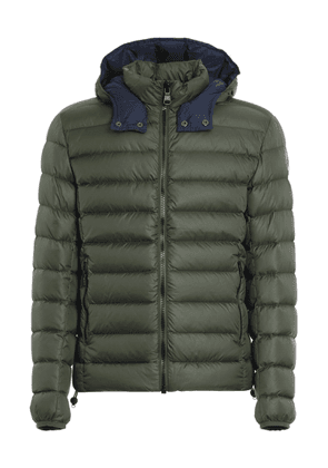PERTEX® QUANTUM PUFFER JACKET IN GREEN