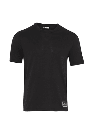 Brioni Cotton T-Shirt (Black)