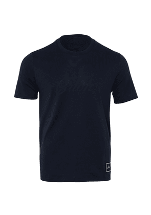 Brioni Tailoring Legends T-Shirt (Navy)